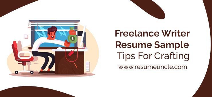 Freelance Writer Resume
